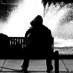社会不適合者の生き方に不安を感じる就職できない男